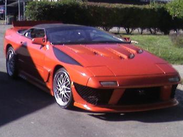 Backyard Lambo Of The Day: The Lam-Bro-Ghini