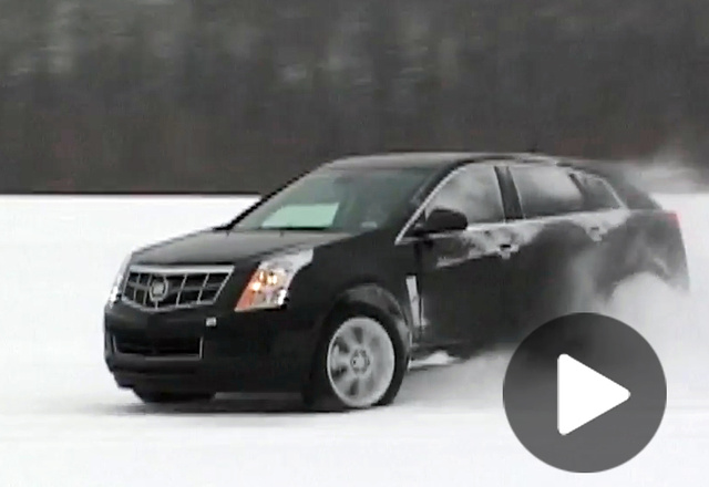 2010 Cadillac SRX: Web Video Teases New Caddy Crossover