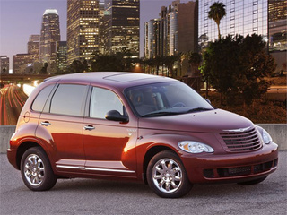IIHS: PT Cruiser Most Dangerous New Small Car In America
