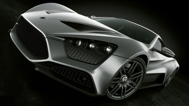 1104 HP Zenvo ST1 Translates Danish Into Badass
