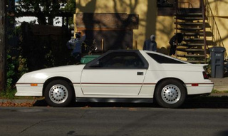 1986 Dodge Daytona Turbo Z