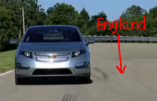 """Euro-Spec"" Chevy Volt To Be Built In UK"