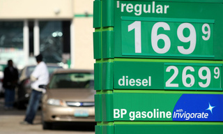 National Gas Price Drops Below $2.00 Per Gallon, 50% In Five Months