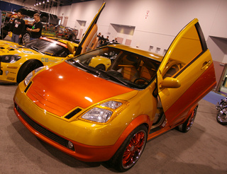 Tunerized SEMA Prius Makes Us Weep For Humanity