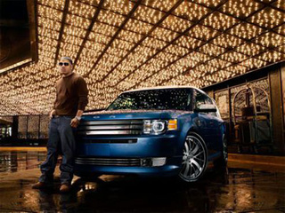 Nelly's On And Poppin' Custom Ford Flex To Be Revealed At SEMA