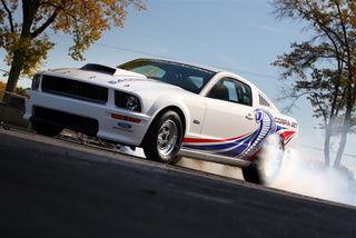 2008 Cobra Jet Mustang Brings The Noise At SEMA