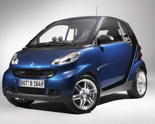 Smart ForTwo BRABUS Coming Stateside February 2009