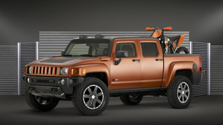 Hummer Unveils Details On Threesome Of H3 Concepts Heading To SEMA
