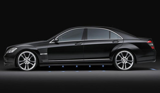 Brabus Introduces 22-Inch Wheels For Club-Going Mercedes S and CL-Class Owners