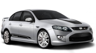 Special Ford Falcon GT Celebrates FPV's 5th Anniversary