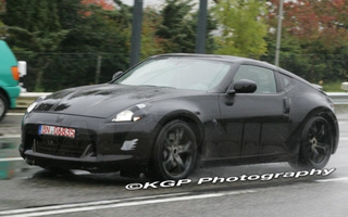 Nissan 370Z Spotted Testing In Germany, Shows New Details