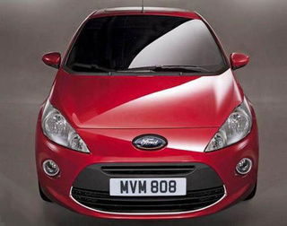 Mulally Says Ford Considering Ka For America