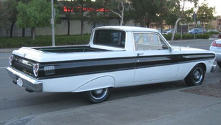 1964 Ford Ranchero, Plus Bonus Favorite Ford Cartruck Poll