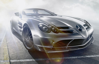 Mercedes SLR McLaren Roadster 722 S Announced At Intersection Of Outrageous And Exclusive