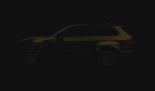 BMW X1 Teaser Can't Afford Good Lighting