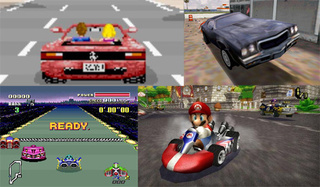 Ten Greatest Video Game Cars