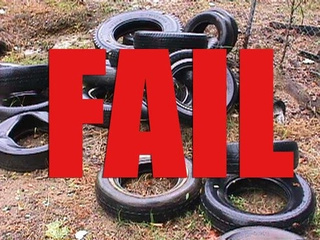 Top Five Reasons Your Tires Fail