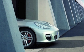 Porsche Panamera Official Teaser Hides The Ugly Parts
