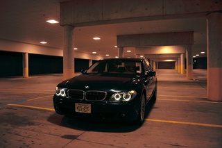 2008 BMW 750Li, Part One