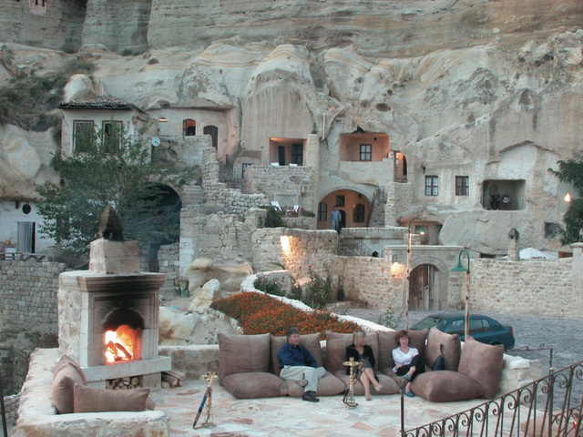 The Yunak Evleri Cave Hotel, Urgup, Cappadocia, Turkey - 3 of 3