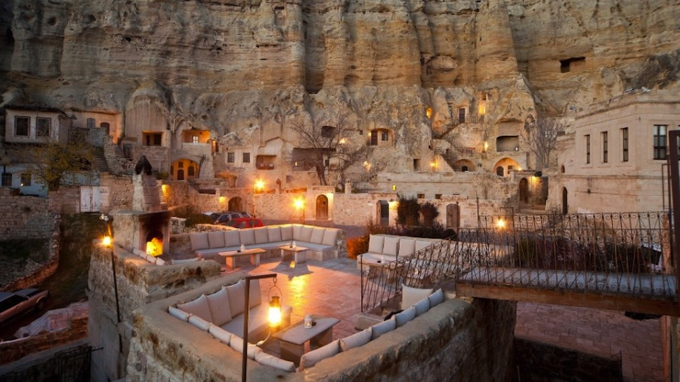 The Yunak Evleri Cave Hotel, Urgup, Cappadocia, Turkey - 1 of 3