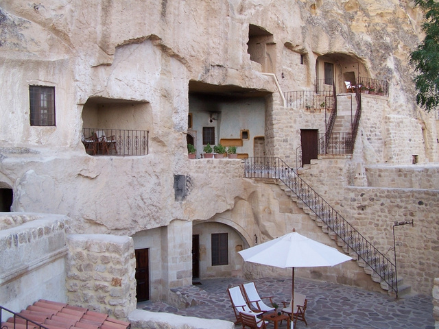 The Yunak Evleri Cave Hotel, Urgup, Cappadocia, Turkey - 2 of 3