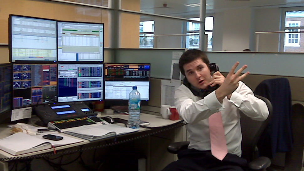 Rmbs trading desk strategy