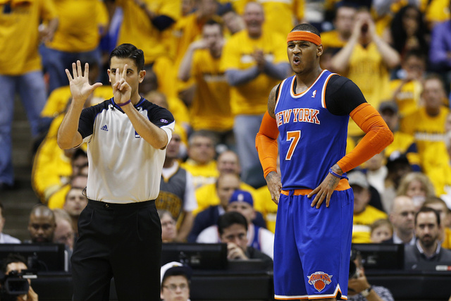 Pacers Don't Lose To The Knicks In Game 3