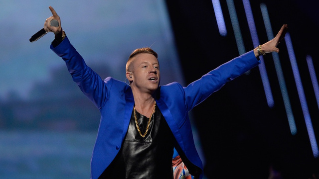 Macklemore Has Beef With The Oklahoma City Thunder