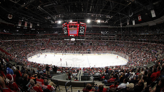 The Florida Panthers Want Broward County To Buy Them A New Scor…