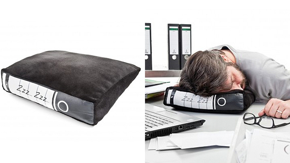 Power Nap / Office Pillow
