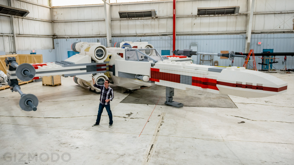 X-Wing Star Wars Lego