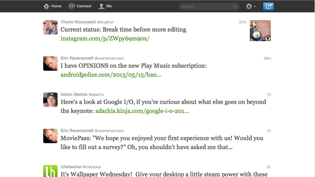Twipster Strips Twitter&#039;s Cluttered Interface Down to the Essentials