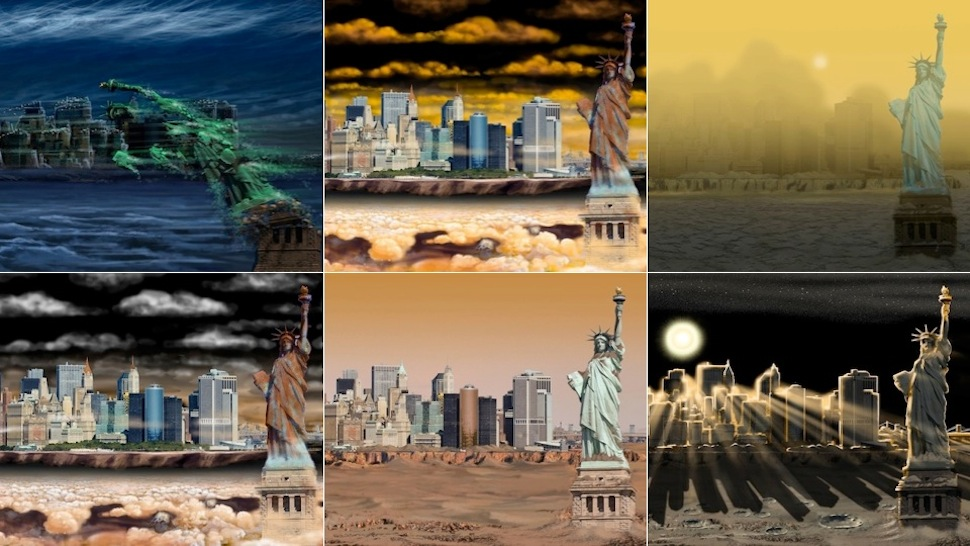 What New York City Would Look Like On Other PlanetsWhat Would Life On Other Planets Look Like