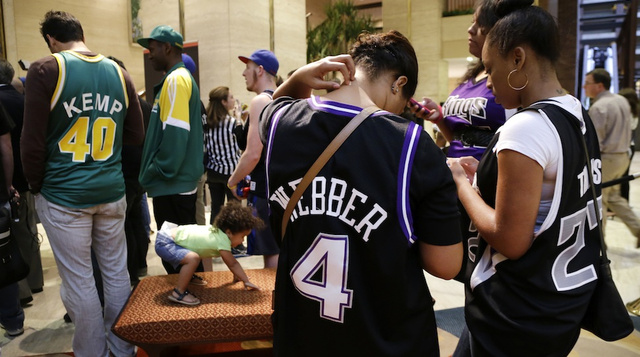 The Kings Are Staying In Sacramento