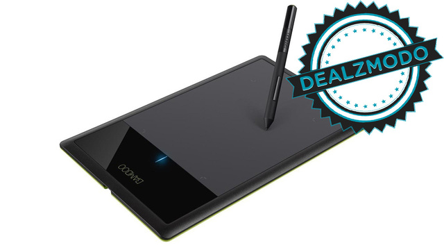 This Wacom Drawing Tablet Is ...