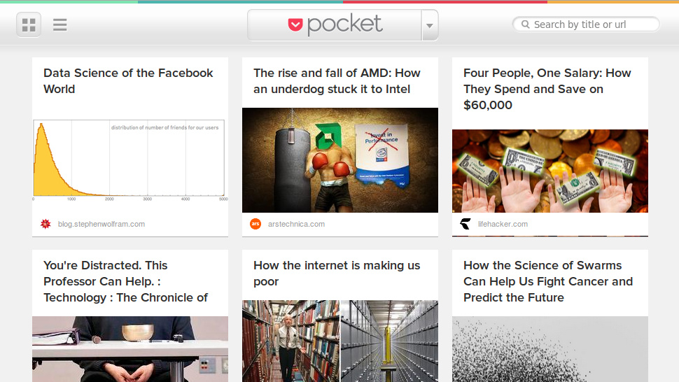 How to Import Instapaper or Readability Articles Into Pocket