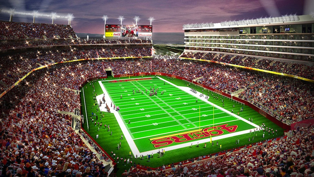 Santa Clara And Houston Will Host The 2016 And 2017 Super Bowls