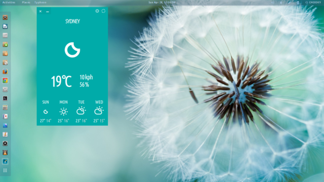 The Dandelion Desktop