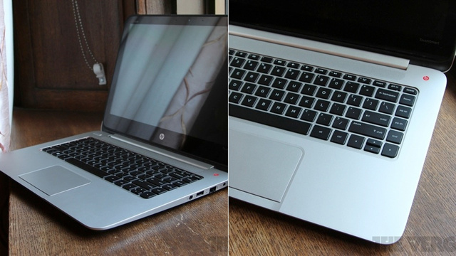 This Is HP's Take on the Retina MacBook Pro