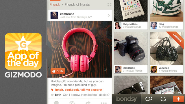 Bondsy: The Best Way to Barter Between Friends