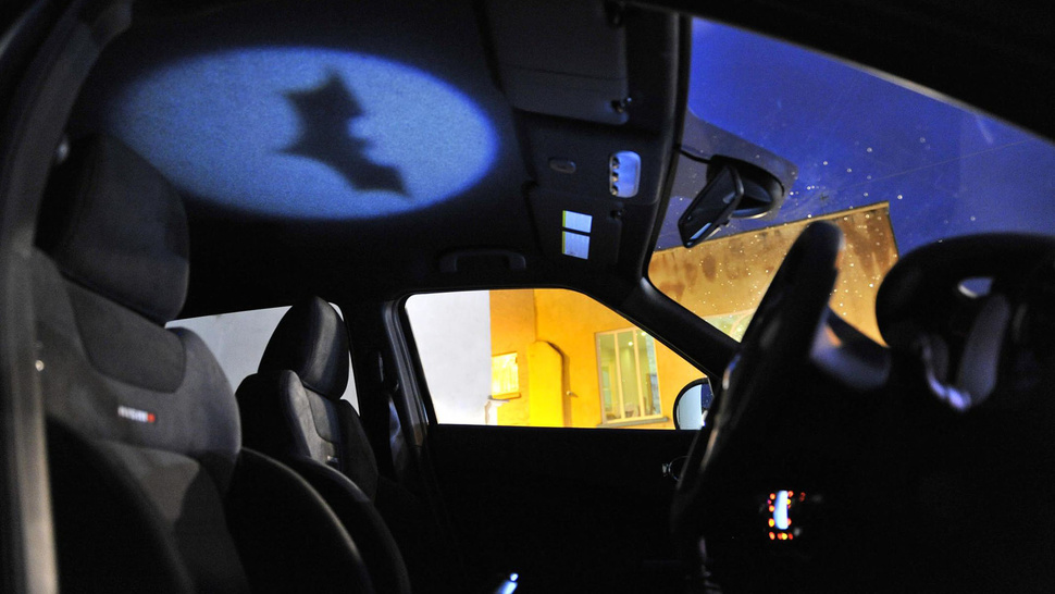 Batman Juke Rolls Into Hands Of Welsh Baker