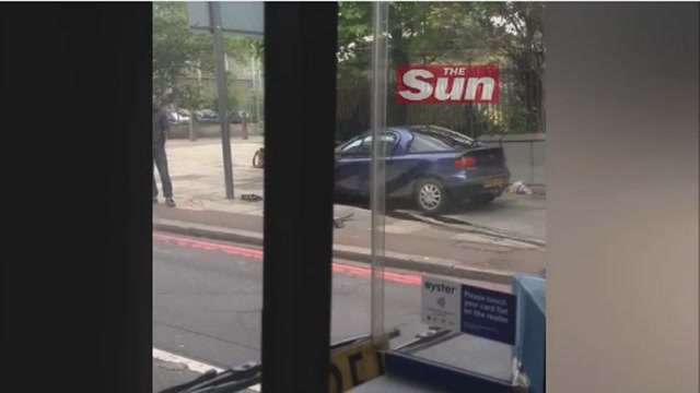 Here's the Entire Hideous Aftermath Video of the Woolwich Butchers