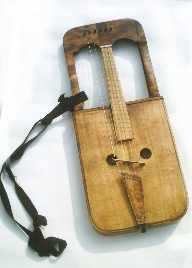 The Oddest-Looking Musical Instruments on Earth