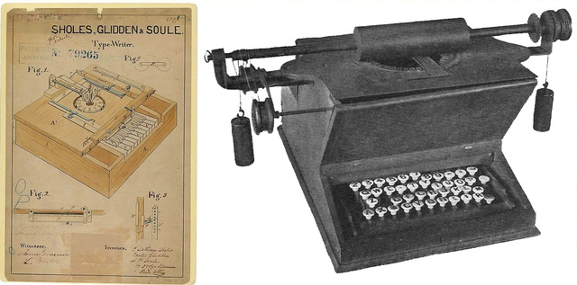 invention of typewriter opened the door for introduction of women in us offices