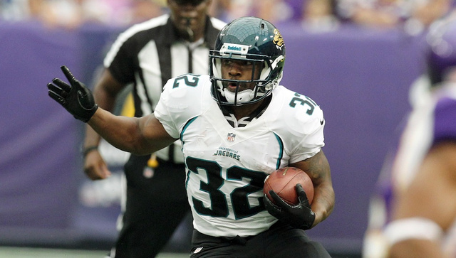 Maurice Jones-Drew Charged After Allegedly Knocking Out Bar Sta…