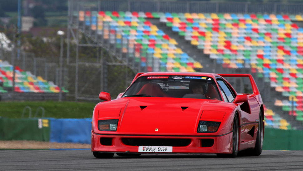 A Ride In A Ferrari F40 Will Change Your Life
