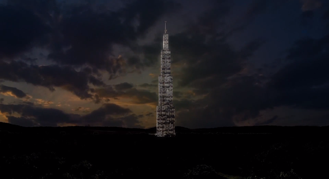 China's Radical Plan to Build the World's Tallest Building in 60 Days