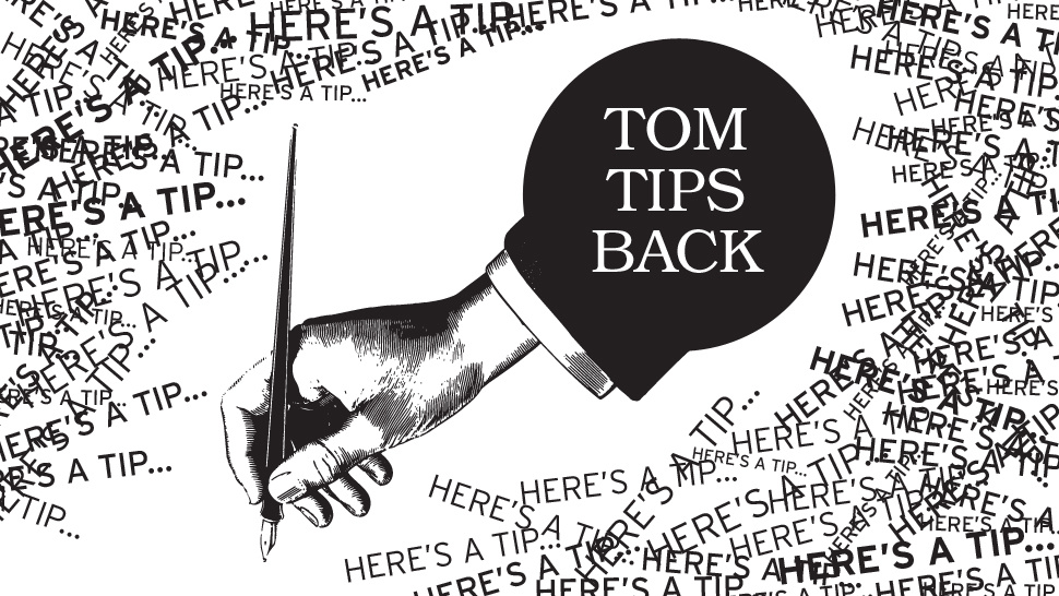 """EAT SHIT AND DIE!"": A Very Special Episode of Tom Tips Back"