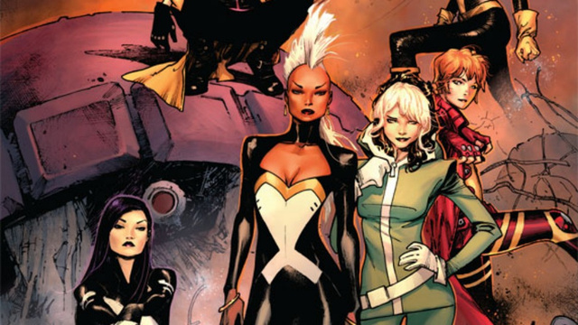 'Men Draw What They Want To See:' Marvel Ed Takes Down The Male Gaze